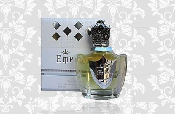 Парфюм Emperor, аромат для мужчин Император белый